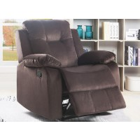 Urbino Power Recliner Chocolate
