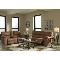 Boxberg - Bark Reclining Living Room Group