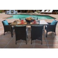 Cabana - 6 Chair Dining Set