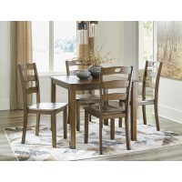 Hazelteen Dining Room Table and Chairs