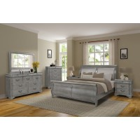 C8416A King Bedroom Group