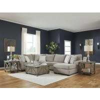 Baranello 3-Piece Stone Sectional