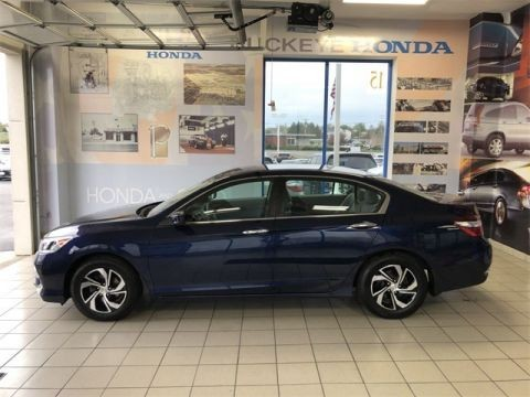 Honda Accord Certified Pre-Owned-2016