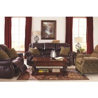 Damacio Armless Recliner