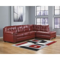 Alliston DuraBlend - Salsa - LAF Sofa