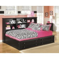 Jaidyn - Twin/Full Storage Footboard