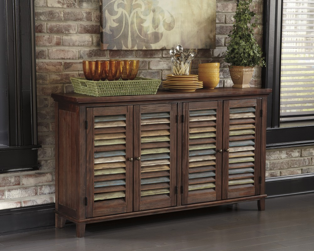 Mestler - Dining Room Server | D540-160 | Servers | Milwaukee Furniture