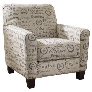 Alenya Quartz Accent Chair 1660021 Chairs