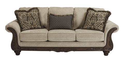 Laytonsville - Pebble - Sofa