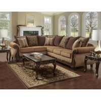Florence Gold Sectional