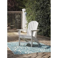 Sundown Treasure Adirondack - White - Chair