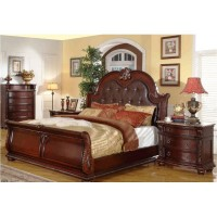Amber King 5Pc. Bedroom Group