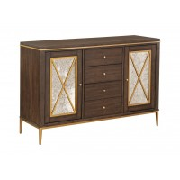 Nathan Contemporary 2-Drawer and 4-Drawer