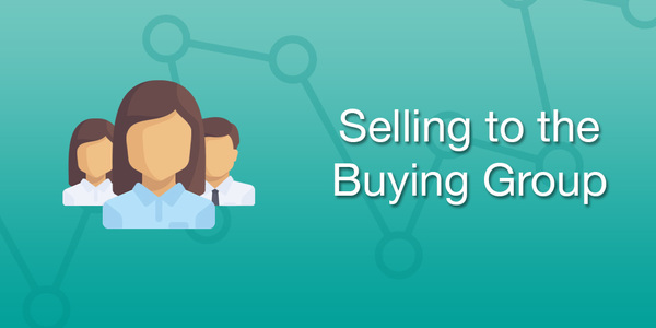 Selling to buying group