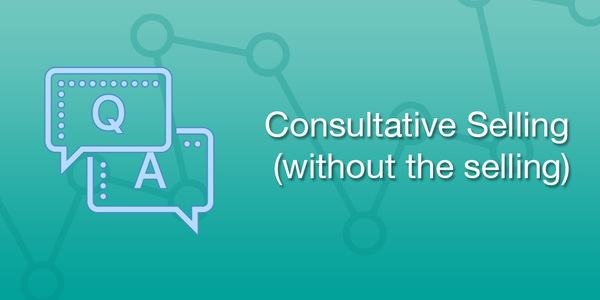 Consultive selling