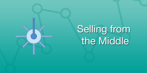 Selling from the middle