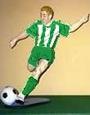Equipación del Club de Futbol Santorcaz