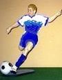 Equipación del Club de Fútbol Madrid Río