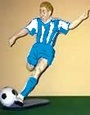 """Equipación del Fútbol Club Villanueva del Pardillo """"C"""""""