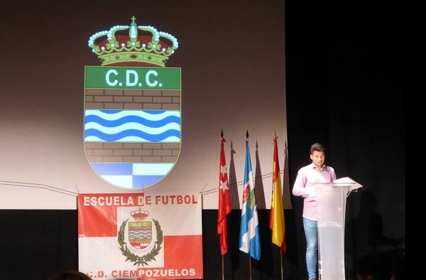 La Escuela de Fútbol C.D.C. Ciempozuelos, una escuela joven y distinta (Entrevista a su presidente, Rubén Ramírez)
