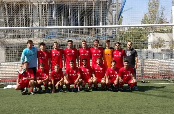 Gran debut en el fútbol federado del C.D. Universitario, finaliza 2017 como líder