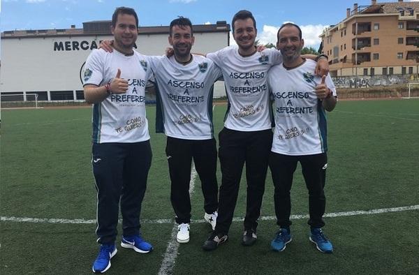 """La aventura en Preferente del C.F. San Agustín del Guadalix """"B"""" se inició el 15 de agosto de 2018"""