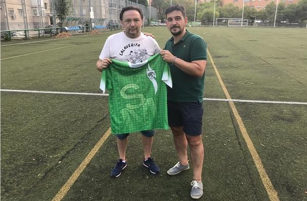 "José Méndez ""Juve"", dirigirá al C.D. Spartac de Manoteras ""B"" en la temporada 2020/21"