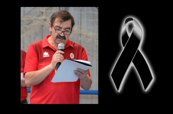 Luto en el fútbol madrileño, fallece Enrique Montañés, presidente del Centro Deportivo Vallecas (CDV)