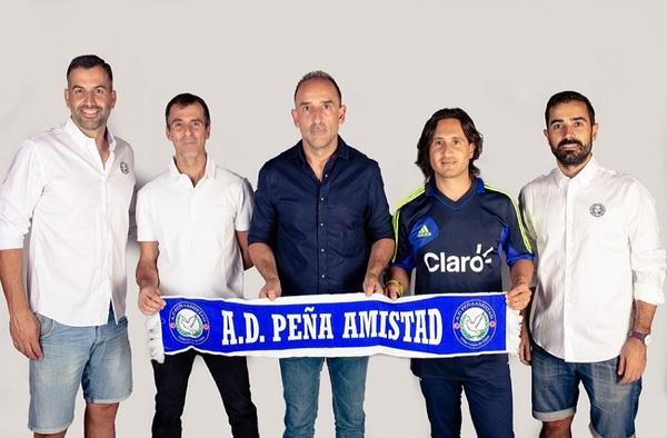 El técnico Jorge Rodríguez seguirá dirigiendo la AD Peña Amistad para la temporada 2020/21