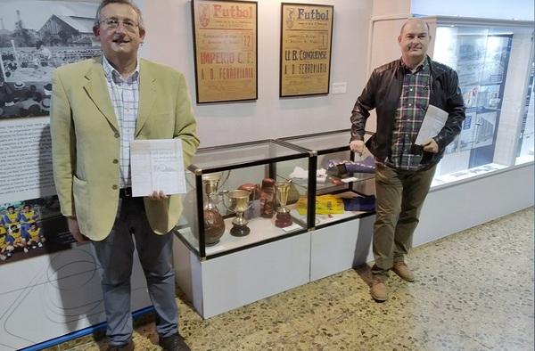 La Ferro expone parte de su historia en el Museo del Ferrocarril