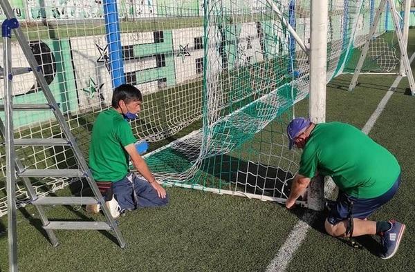 La A.D. Esperanza encarará la temporada 2020/21, prácticamente sin cambios en la plantilla