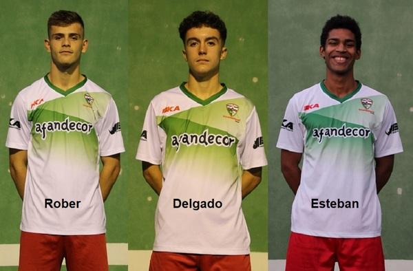 El Atlético Cañada Alcorcón se nutre de varios juveniles del C.F. Trival Valderas
