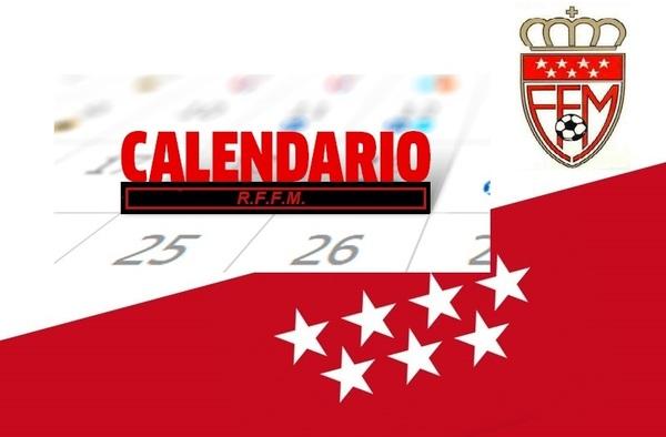 Publicados los calendarios de Aficionados, Juveniles y Femenino - Temporada 2020/21