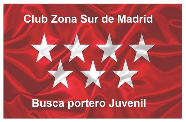 Club importante de la zona sur de Madrid busca portero Juvenil - Temporada 2020/21