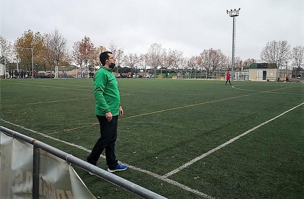 Entrevista a Antonio Villalba, nuevo entrenador del AD Nuevo Baztán (Temporada 2020/21)