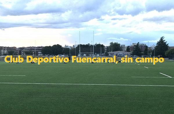 C.D. Fuencarral, un club histórico madrileño sin campo y abandonado por las instituciones