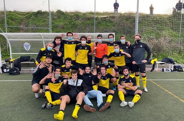 """El C.D. Chamartín Vergara """"B"""" entrará en el año 2021 siendo el equipo más goleador de la regional madrileña"""