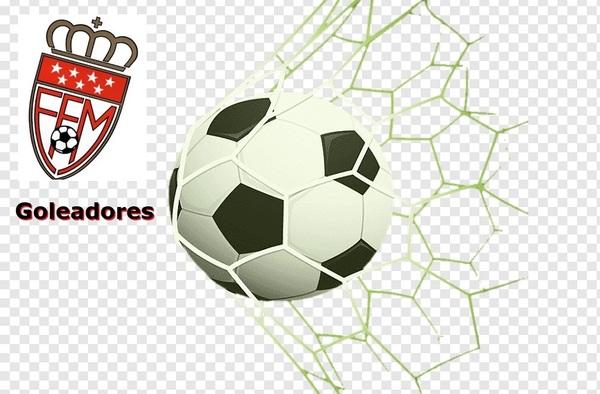 De Marco y Jesús Benito con 10 goles, son los máximos artilleros de la regional madrileña al finalizar 2020