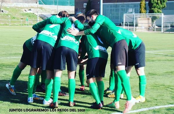 CF Hoyo de Manzanares, novena temporada consecutiva en Primera Regional