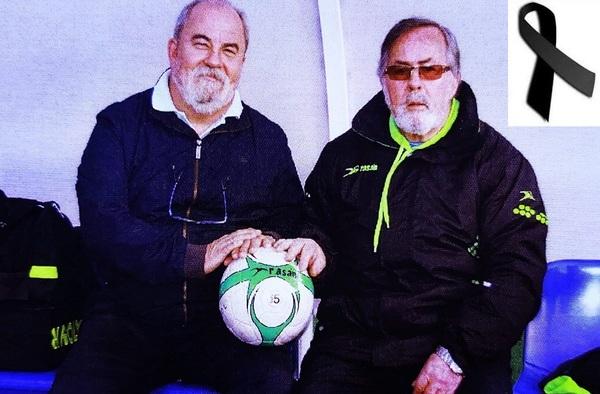 Luto en el fútbol madrileño, fallece el vicepresidente de la EDM San Blas, Julián Pedroche