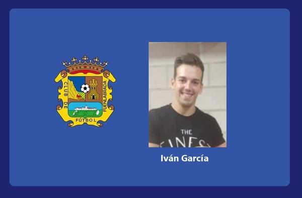 """Iván García se vincula al C.F. Fuenlabrada """"B"""" en este año 2021"""