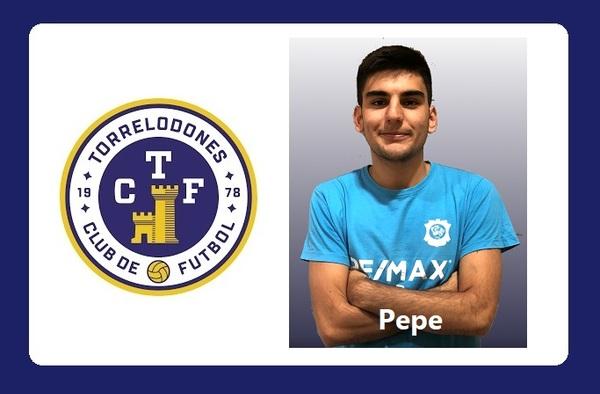 Pepe Aparicio regresa al Torrelodones tras dos temporadas vinculado al Fútbol Sala