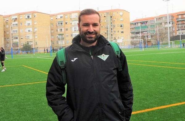 "Entrevista a Juan Valdés, entrenador del C.D. Betis San Isidro ""B"" (Temporada 2020/21)"