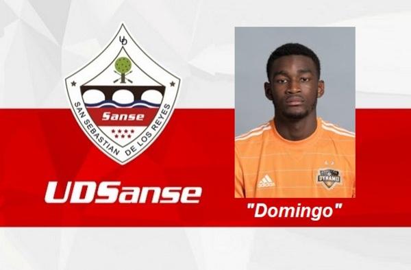 Domingo Mba jugará a partir de ahora en el filial del Sanse