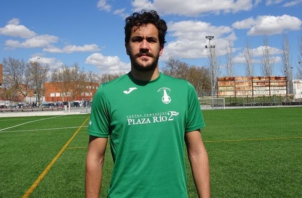 Entrevista a Jaime Manzano, jugador de la EF AV La Chimenea (Temporada 2020/21)