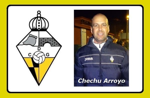 Chechu Arroyo dirigirá de forma interina al filial del Galapagar tras el cese de Javier Sebastián Di Vico
