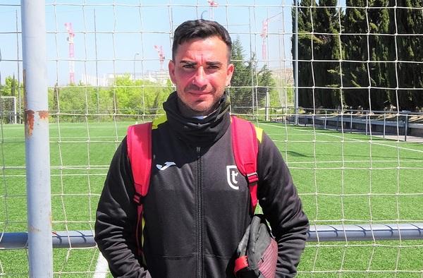 Entrevista a Raúl Cardoso, entrenador del C.D. Tajamar (Temporada 2020/21)