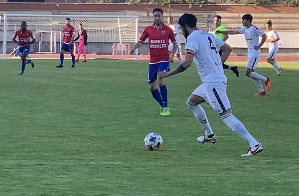 2ª Jornada (Aplazado) - Crónica: Real Aranjuez CF 1 - 2 RSD Alcalá (Temporada 2020/21) - Permanencia