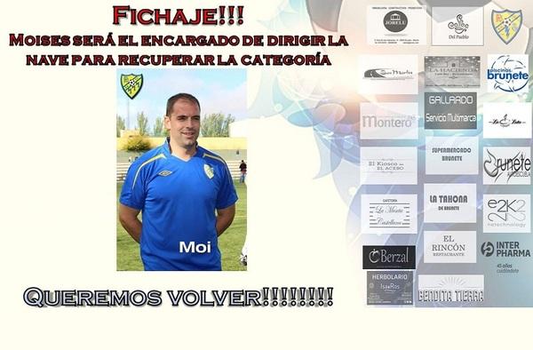 Ayer 24 de agosto arrancó la pretemporada el Rayo Brunete CF