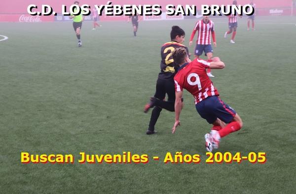 C.D. Los Yébenes San Bruno busca Juveniles nacidos en 2004 y 2005